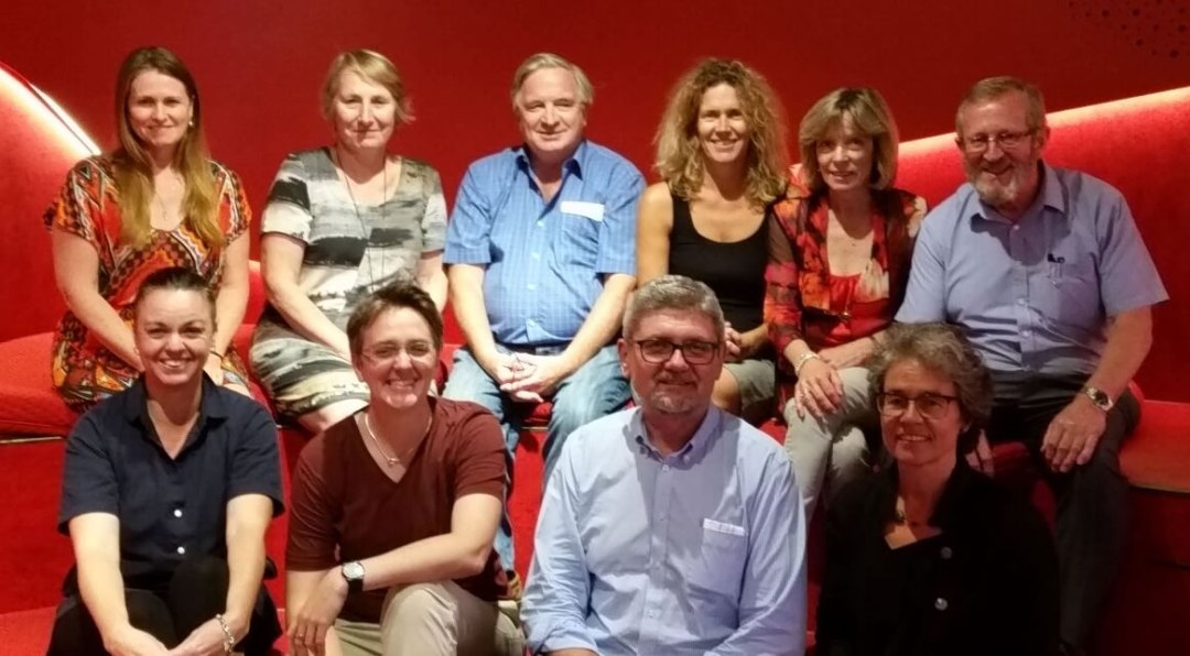 ACEN face-to-face Board meeting, Gold Coast, February 2017