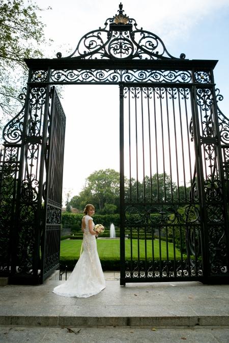 Conservatory Garden Central Park Wedding Wisteria Pergola (20)