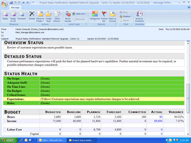 Wrike   Task Management Software BrightWork Best Photos of Project Management Weekly Status Reports   Project       project status