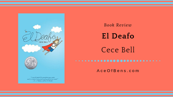 Review of El Deafo by Cece Bell