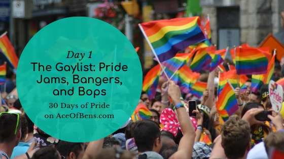 The Gaylist - 30 Days of Pride