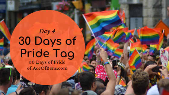 30 Days of Pride Tag