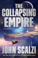 Cover of The Collapsing Empire by John Scalzi