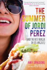 Cover of The Summer of Jordi Perez by Amy Spalding