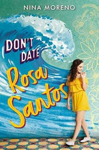 Cover of Don't Date Rosa Santos by Nina Moreno