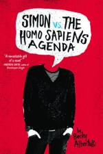 Cover of Simon vs the Homo Sapien's Agenda by Becky Albertalli