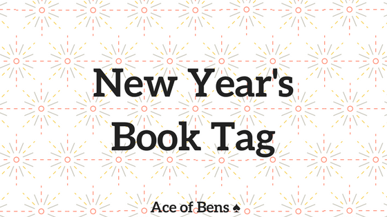 New Years Book Tag
