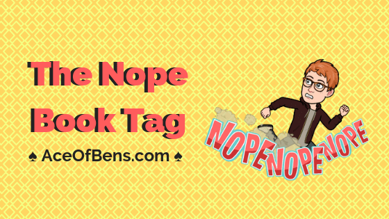 Nope Book Tag