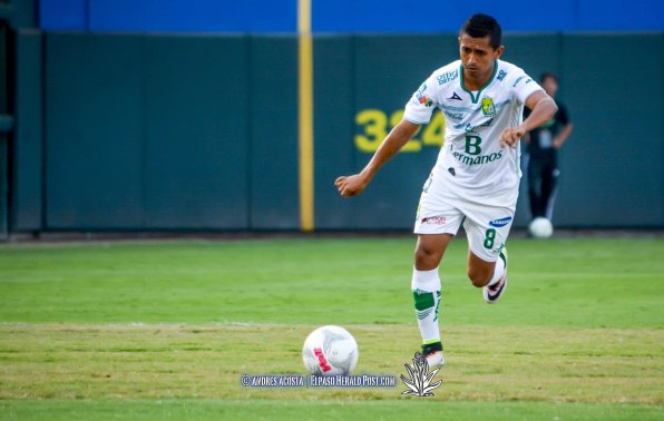 Club Leon vs FC Juarez at Southwest University Park