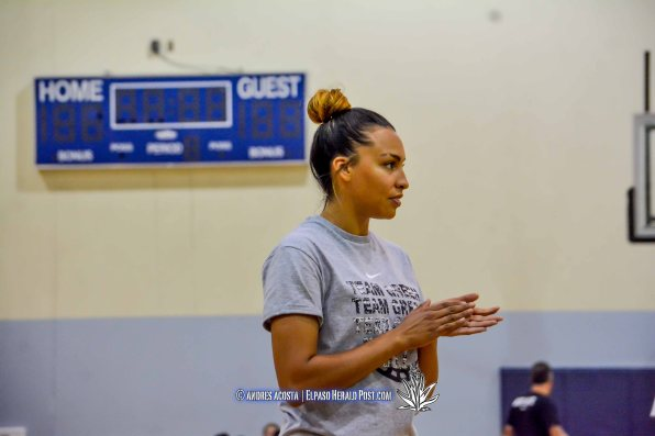2016 Danny Green Basketball Camp Day 1, Held at the Don Haskins Recreational Center