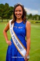 2016 Sun Princess Claire Lazo Kim at the 2016 Sun Court Coronation at the El Paso Country Club