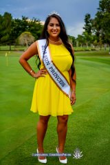 2016 Sun Princess Ariana Martell at the 2016 Sun Court Coronation at the El Paso Country Club