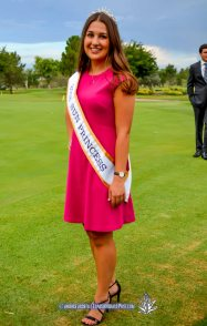2016 Sun Princess Macy McBeth at the 2016 Sun Court Coronation at the El Paso Country Club