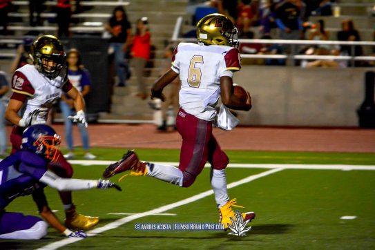 El Dorado Aztecs vs Eastlake Falcons, Week One of Texas High School Football