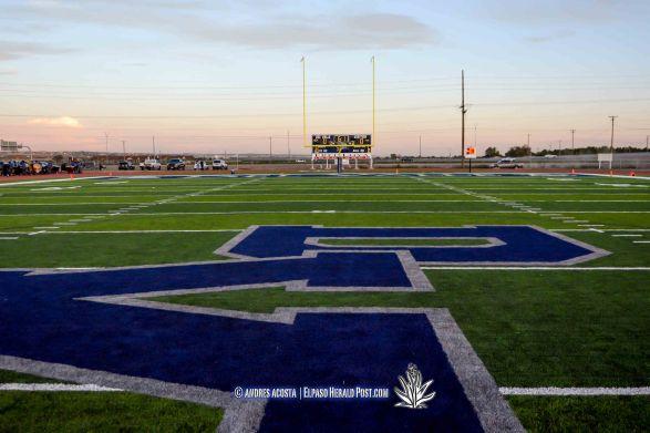canutillo Eagles at Del Valle Conquistadores in a district 2-5A showdown at Conquest Stadium