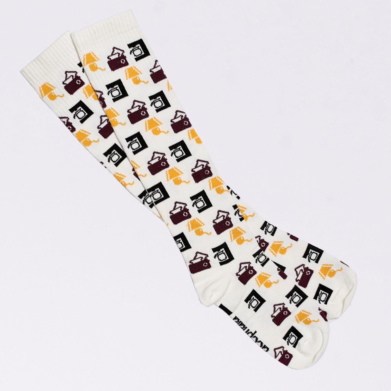Acs Acessories Pacskshots Femme Maison Socks