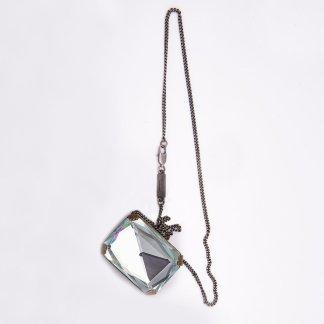 Acs Acessories Pacskshots Maison Margiels Cristal Necklace