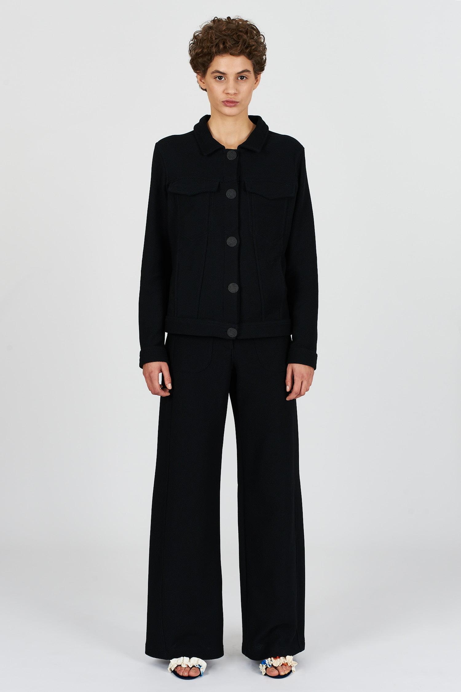 Acephala Fw2021 22 Jean Style Jacket 03