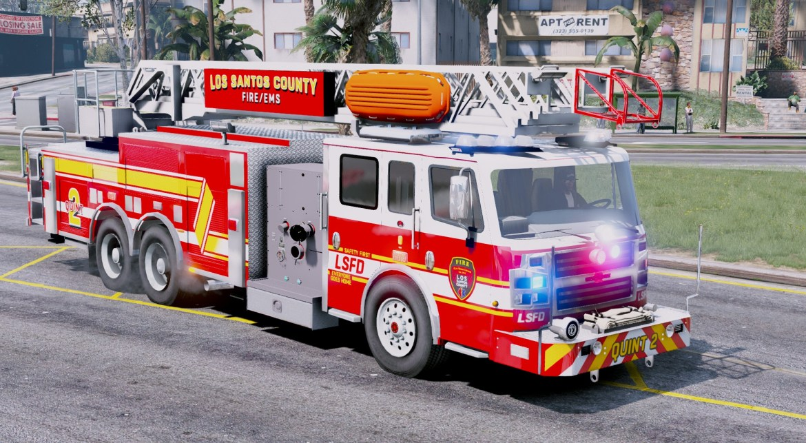 Fire & EMS Pack [ELS] By Medic4523 - AcePilot2k7