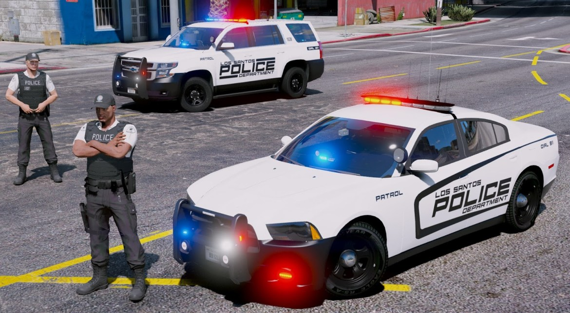 Billy J's Los Santos Police Department Pack - AcePilot2k7