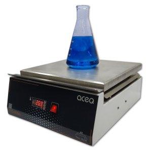 Placa calefactora PLD-6006 digital de 35x35 cm