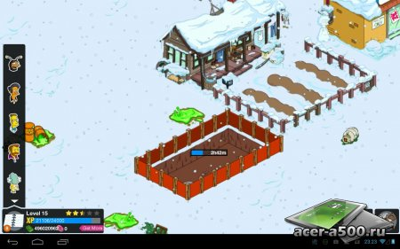 The Simpsons™: Tapped Out v4.14.0 [Online] [свободные покупки]