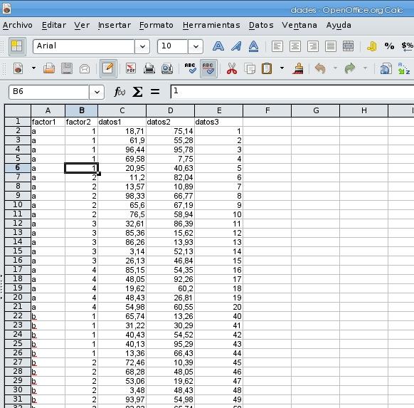 Acerca de... cargar datos en R