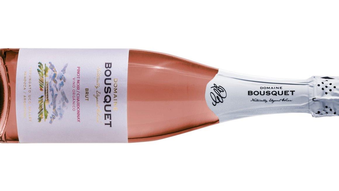 Lanzamiento: Domaine Bousquet Brut Rosé 2