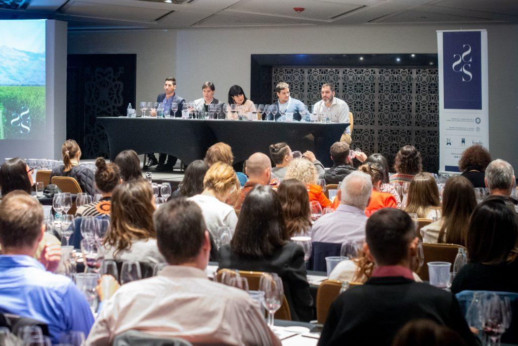La Geografía del Vino en la Asociación Argentina de Sommeliers 2