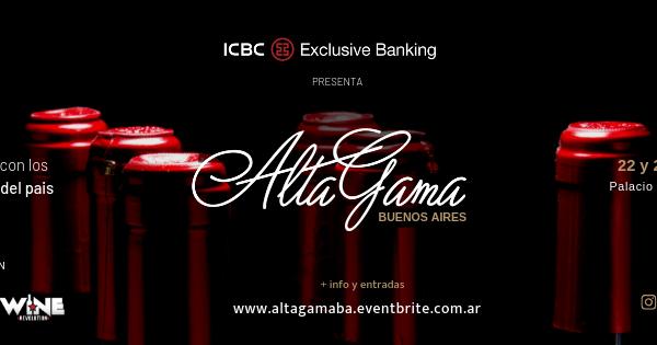 Llega la feria que estás esperando: Alta Gama Buenos Aires