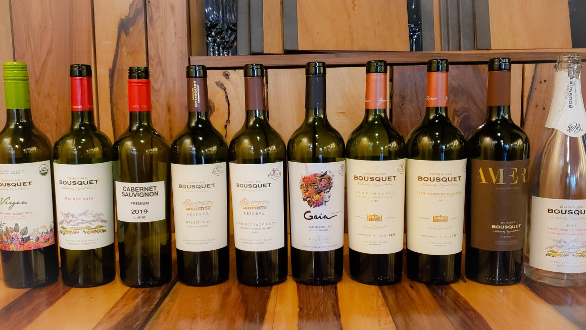 Domaine Bousquet y la búsqueda de vinos orgánicos elegantes 1