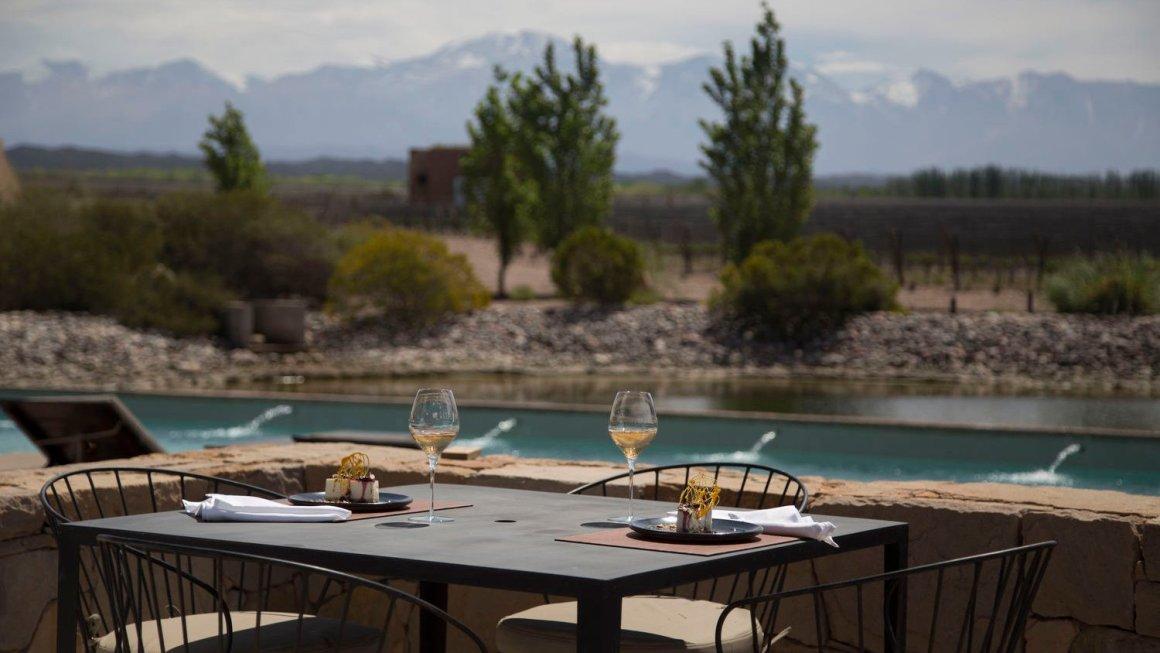 Rosell Boher Lodge fue elegido mejor restaurante de bodega del Mundo 2