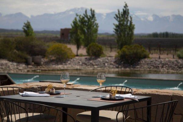 Rosell Boher Lodge fue elegido mejor restaurante de bodega del Mundo
