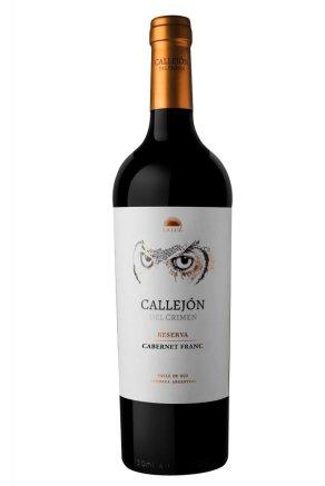 Callejón del Crimen Reserva Cabernet Franc 2018