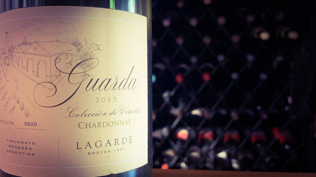 Como Dios manda: Lagarde Guarda Chardonnay 2015