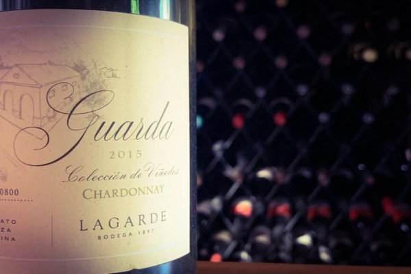 Lagarde Guarda Chardonnay 2015