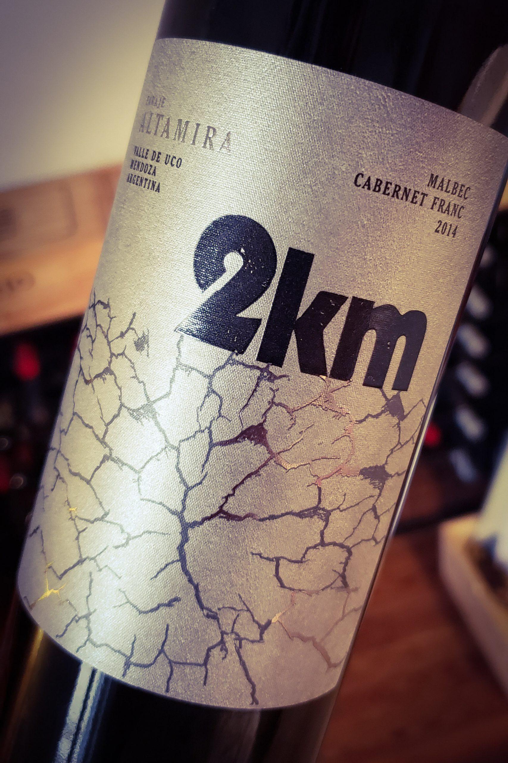 cuarentena - 2 km