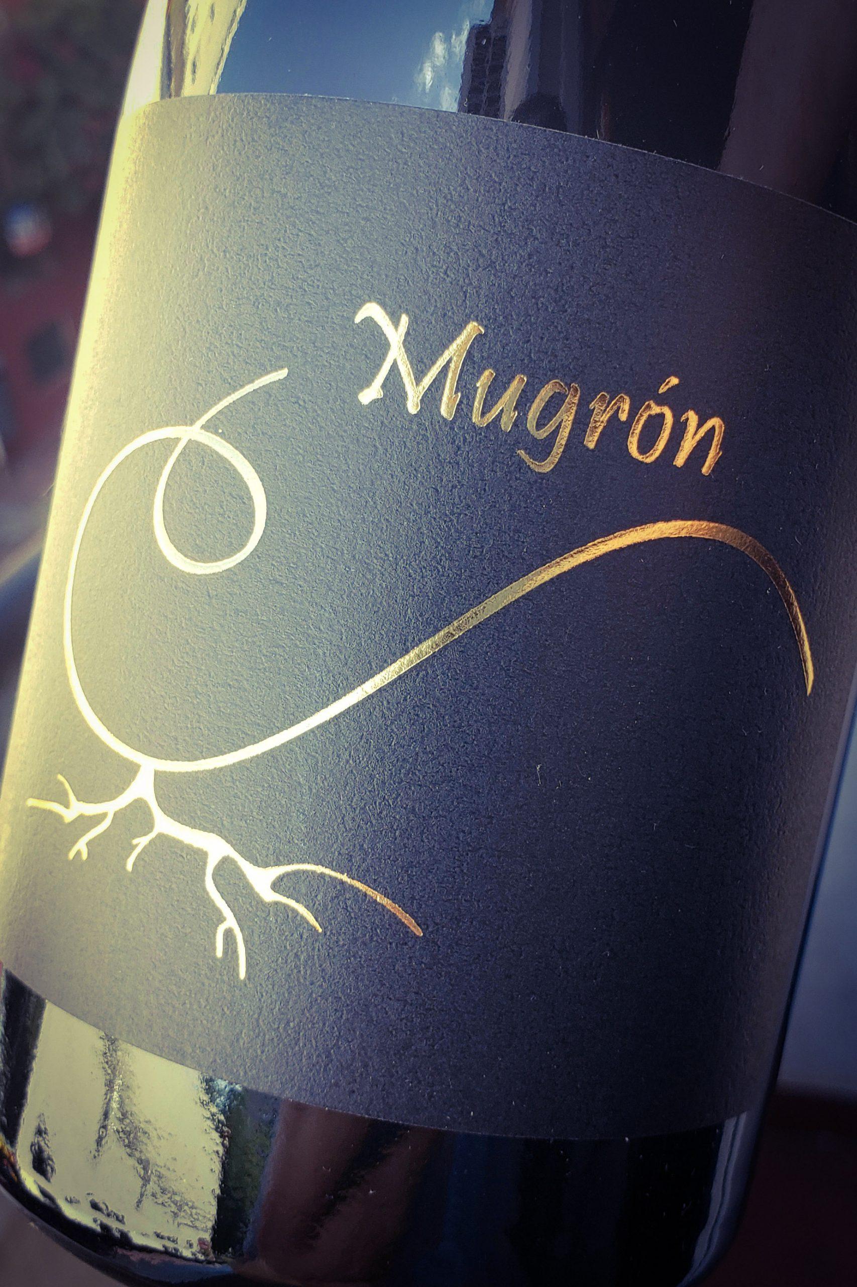 vinos de autor - mugron black
