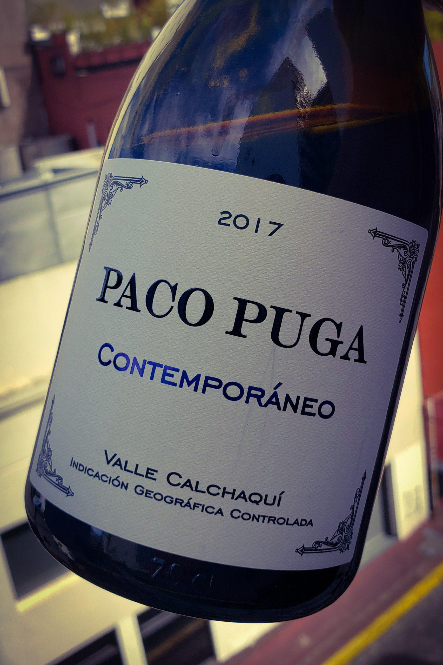 vinos de autor - paco puga