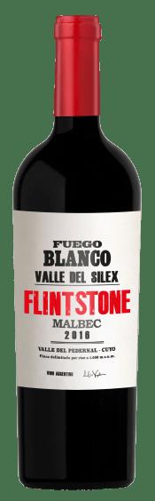 Fuego Blanco Valle del Silex Flintstone Malbec 2016