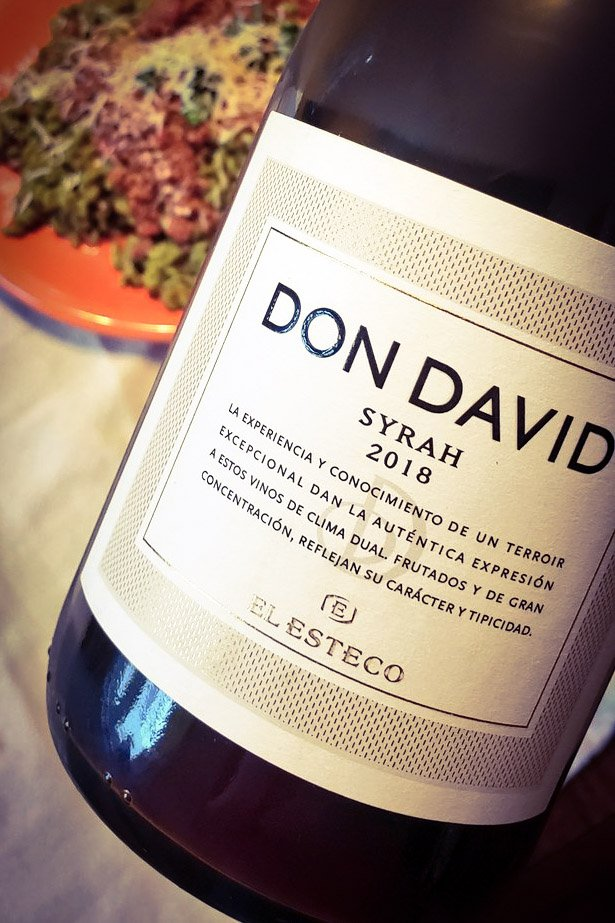 100 días - Don David Syrah 2018