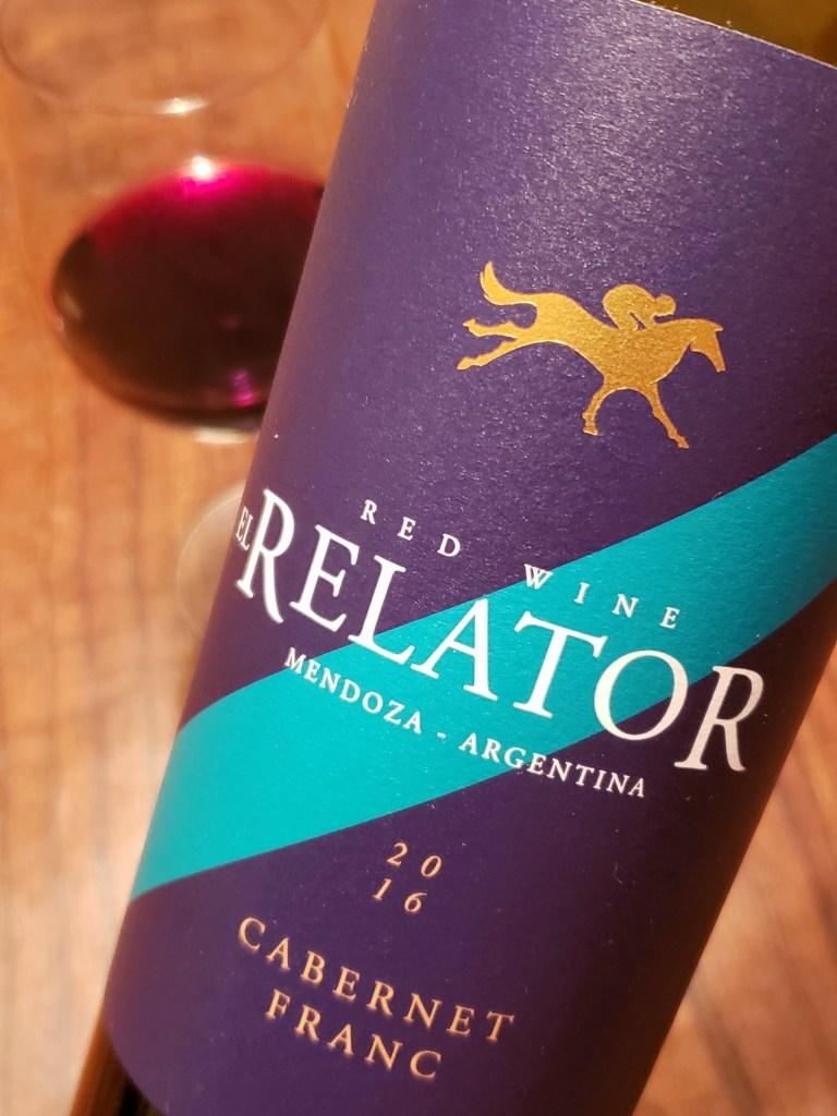 El Relator Cabernet Franc - vinos de productores amigos