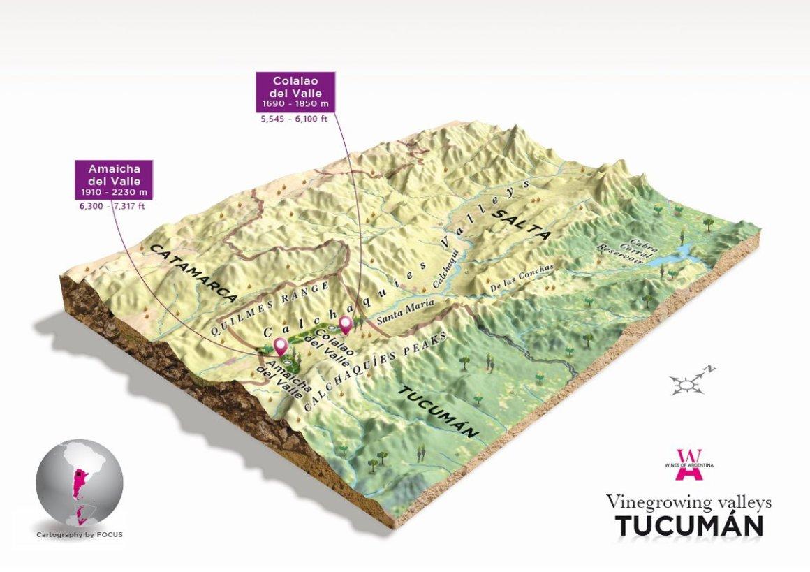 Altos La Ciénaga - Valle Calchaquí tucumano