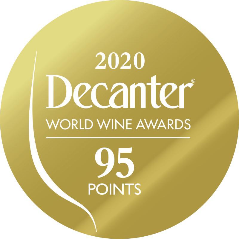 Callejón del Crimen Gran Reserva Malbec 2017 premiado con Medalla de Oro en Decanter World Wine Awards 2020 2