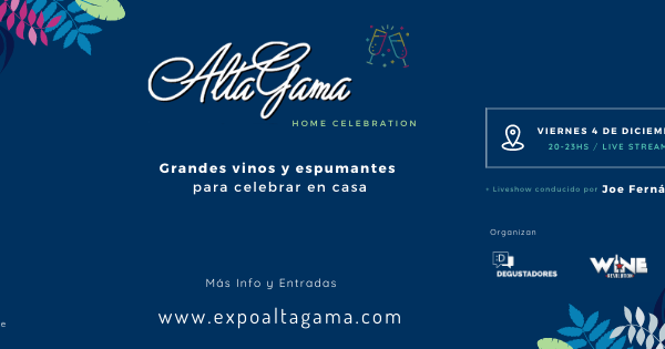 Llega Alta Gama Home Celebration