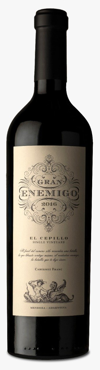 Gran Enemigo Single Vineyard El Cepillo Cabernet Franc 2016