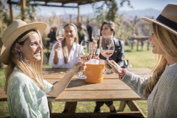 Bodega Kaiken propone disfrutar del verano en sus viñedos