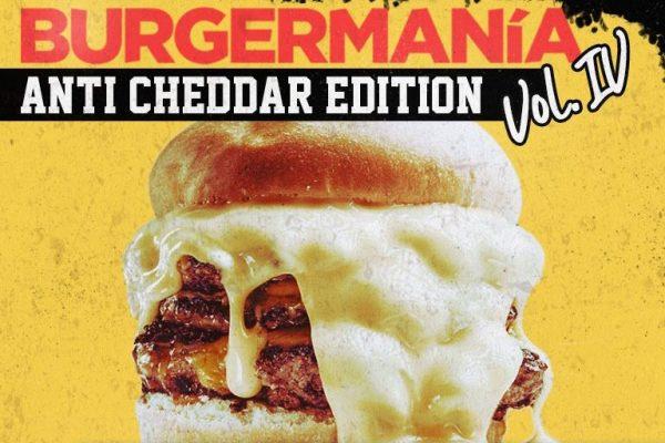 Llega la Burgermanía «anti cheddar» acompañada por un Tintillo
