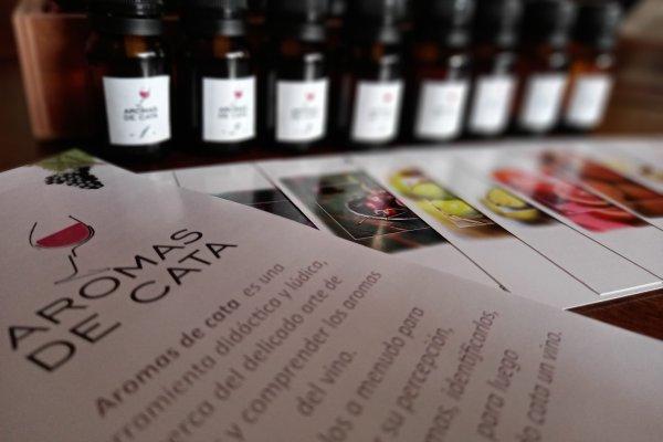 Aromas de Cata, el regalo ideal para el Día del Padre