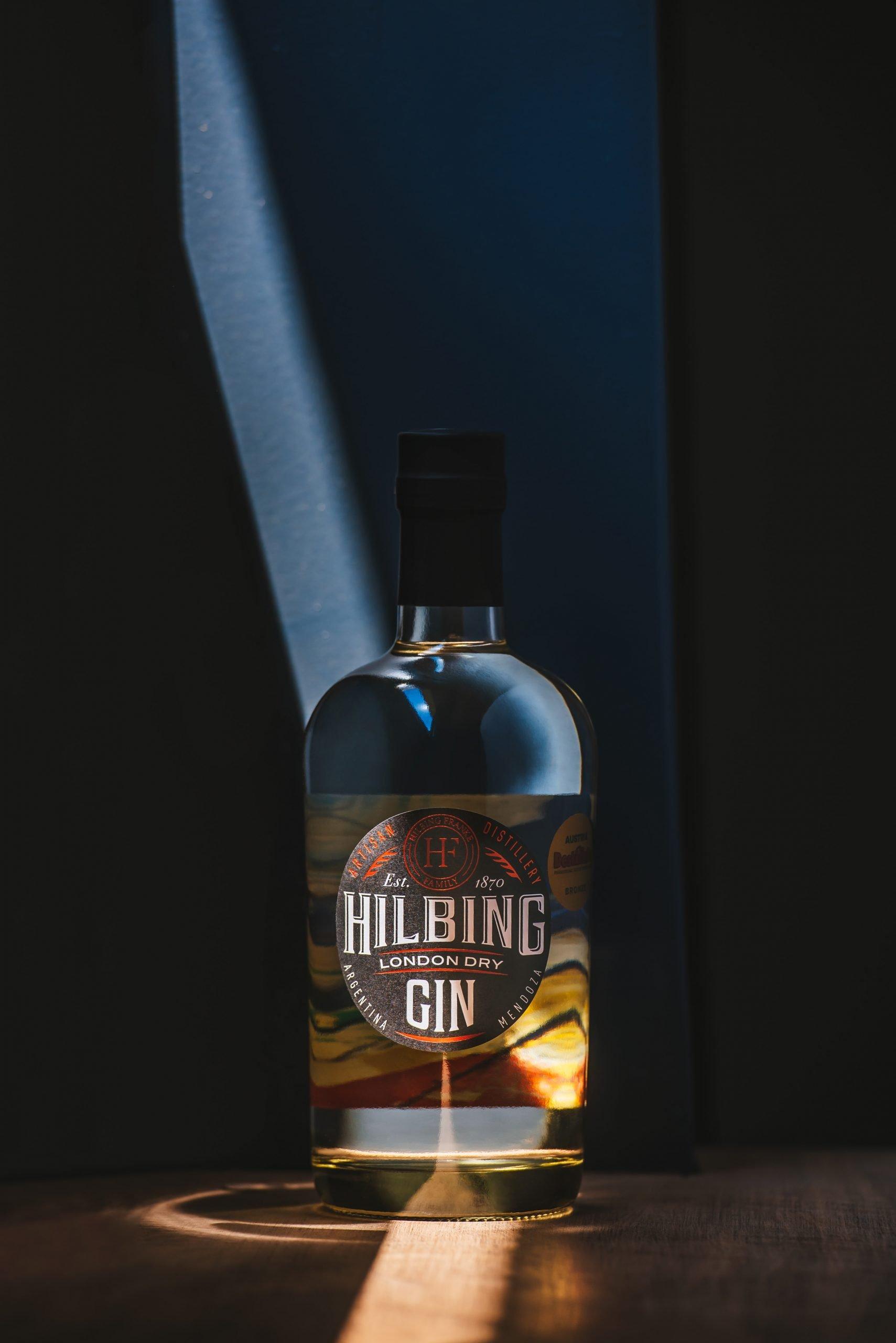 Día Mundial del Gin Hilbing london dry